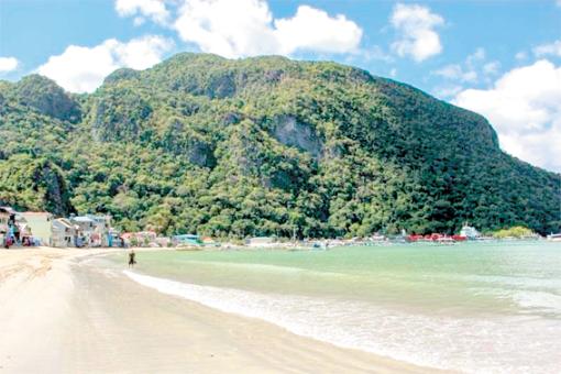菲律宾爱妮岛(EL Nido)向大马尼拉等地游客开放