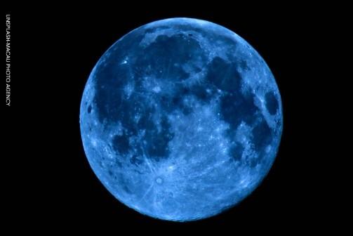 菲律宾今夜有机会看到「蓝月亮」