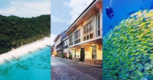 菲律宾被评为亚洲海滩和潜水胜地