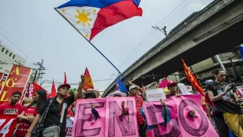 菲律宾三宝颜市(Zamboanga)进入最高反恐警戒