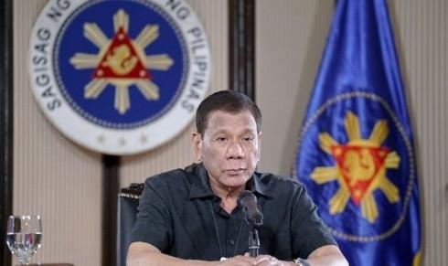 菲律宾总统杜特地正式授权FDA紧急使用疫苗