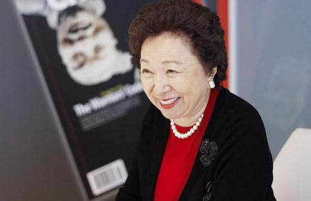 杨光泩总领事之女杨雪兰在美国逝世