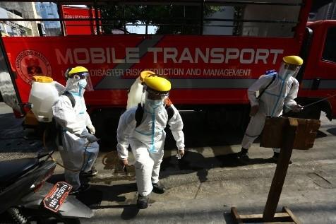 菲律宾大马尼拉疫情恶化 Pasay发现变种毒株病例沦为重灾区