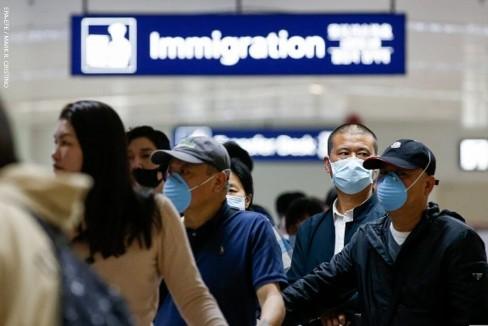 菲律宾移民局(BI)令严审入境外国游客