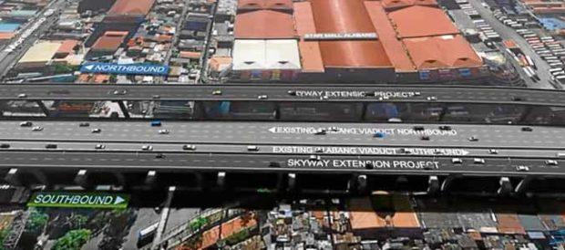 菲律宾今天起仅南行车辆可通过亚拉芒高架