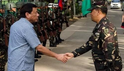 若失去菲律宾军