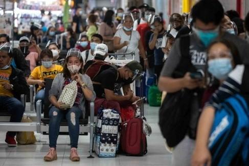 印度变种病毒杀入菲律宾 6旅客检测阳性