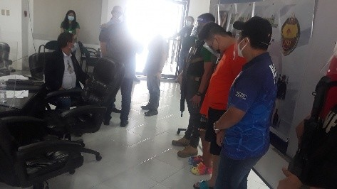 菲律宾华人淫窝被捣 20失足女获救