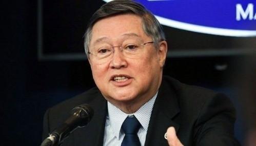 菲律宾财政部长年收入494万成为内阁的「