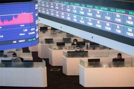 菲律宾股市挫跌2% 触及六个月低点