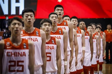 菲律宾-中国男篮将进行两场热身赛
