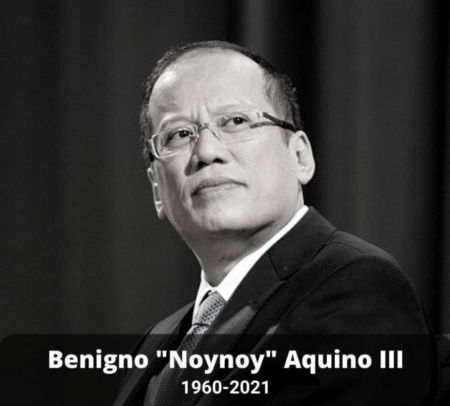 菲律宾前总统亚谨诺(Benigno Noynoy Aquino III)逝世 享年61岁