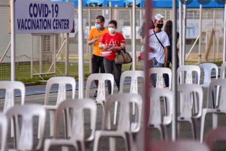 菲律宾大马尼拉区料9月提早实现「人口保护」