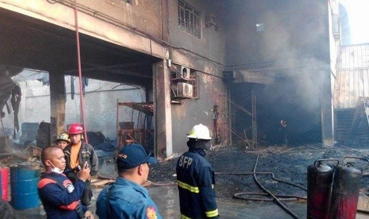 拖鞋工厂大火致74人死亡 菲律宾描仁瑞拉市长张侨伦脱罪
