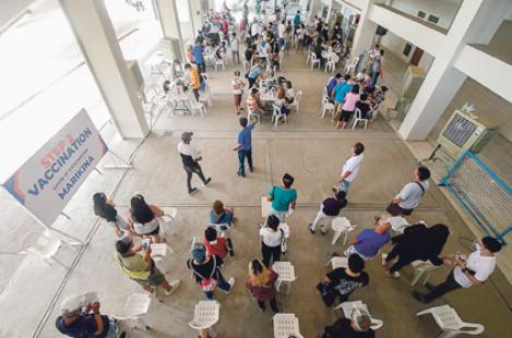 菲律宾大马尼拉降为疫情低风险区 但仍有四大高风险区