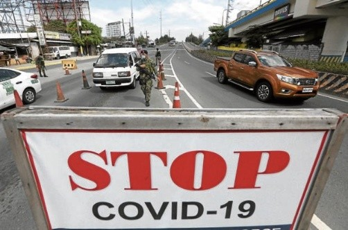 菲律宾专家建议政府立即封城 德尔塔阻击战