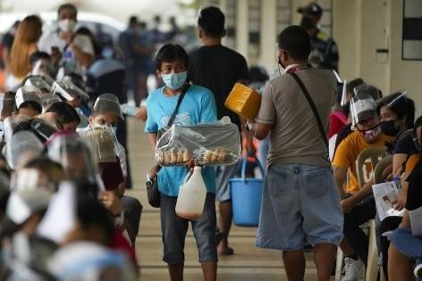 OCTA:大马尼拉疫情即将见顶 菲律宾卫