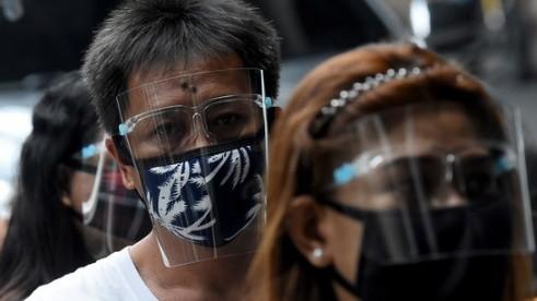 杜特地:菲律宾开放地区毋需戴面罩