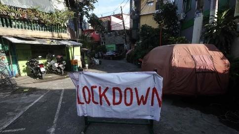 菲律宾大马尼拉135地区小范围封锁
