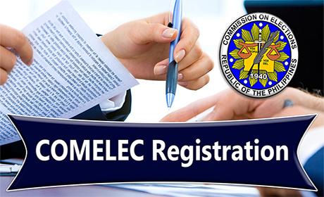 菲律宾明年大选 选民登记六千万