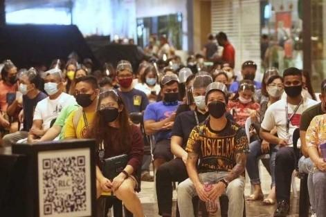 91%菲律宾人忧染疫 60%的人认为最糟情况还没来