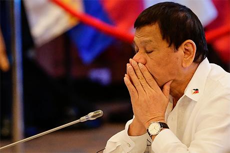 菲律宾老百姓拒绝疫苗 杜特地放出狠话